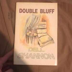 Double Bluff by Dell Shannon novel